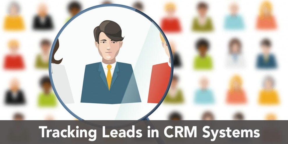 tracking leads in crm systems 1crm software