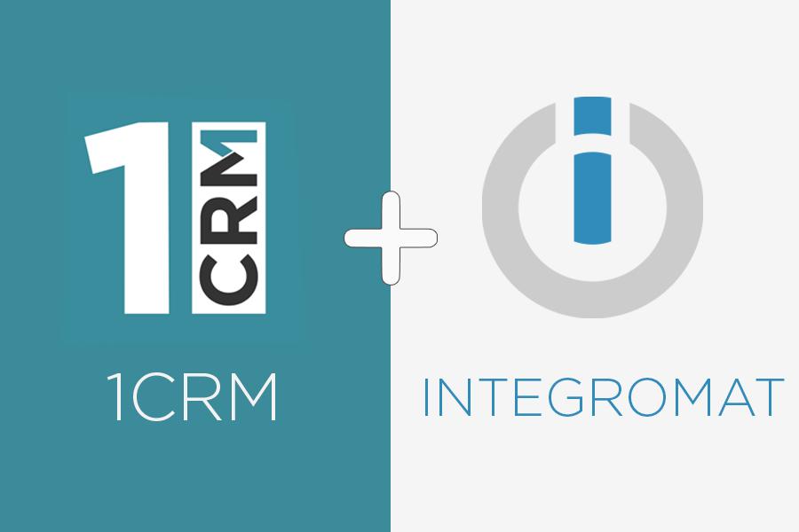 1crm-integromat integration
