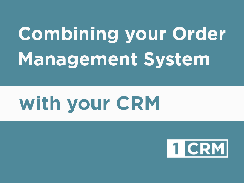 OMS-and-CRM